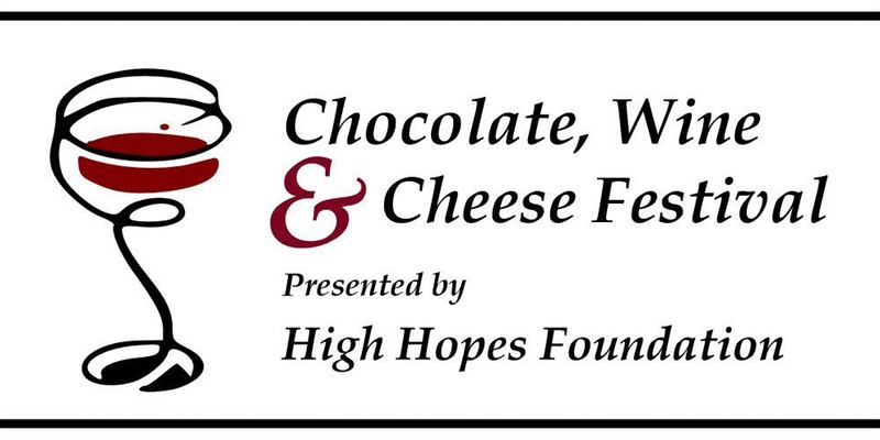 Chocolate, Wine, and Cheese Festival