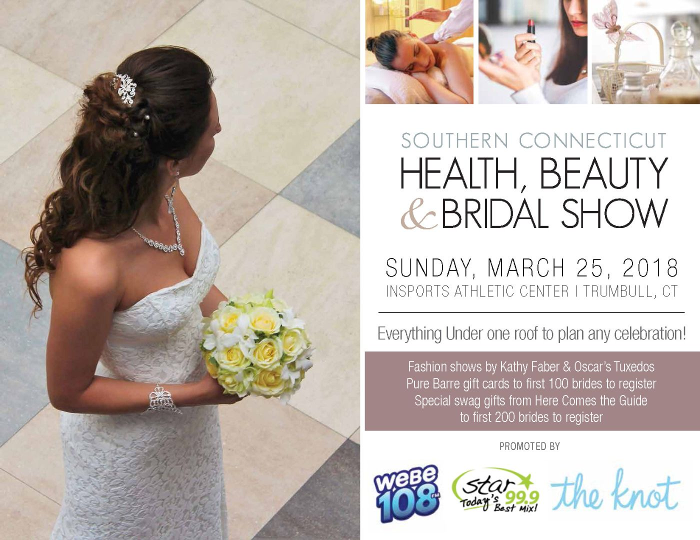 Southern Connecticut Health, Beauty, and Bridal Show