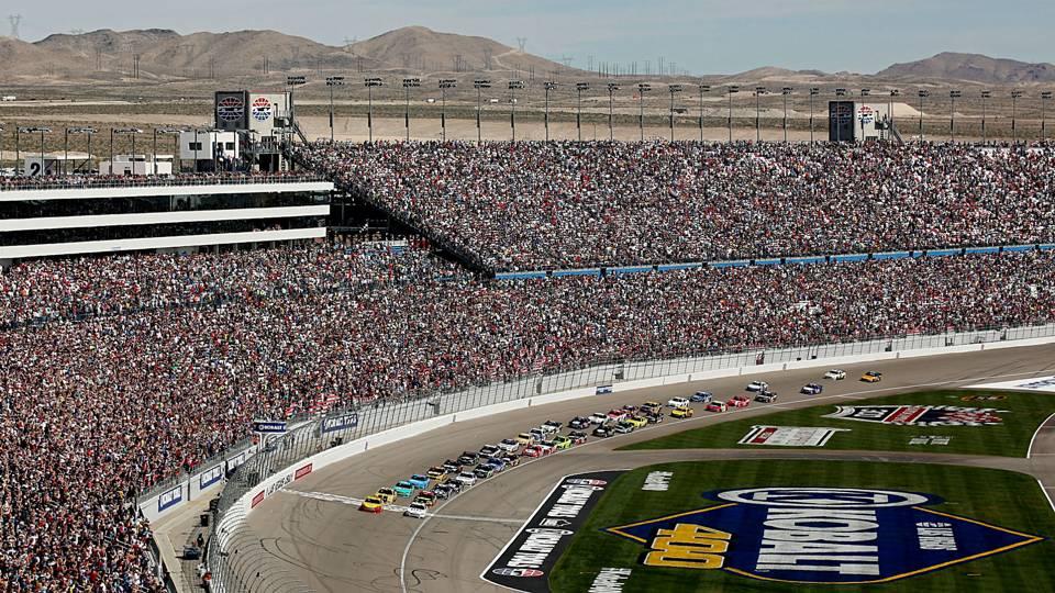 NASCAR Pennzoil 400 in Las Vegas