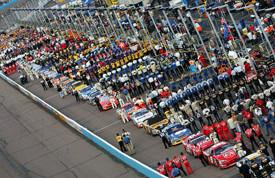 Can-Am 500 NASCAR Weekend