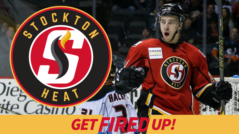 Stockton Heat Hockey at Stockton Arena