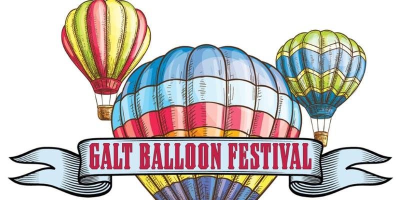 Galt Balloon Festival