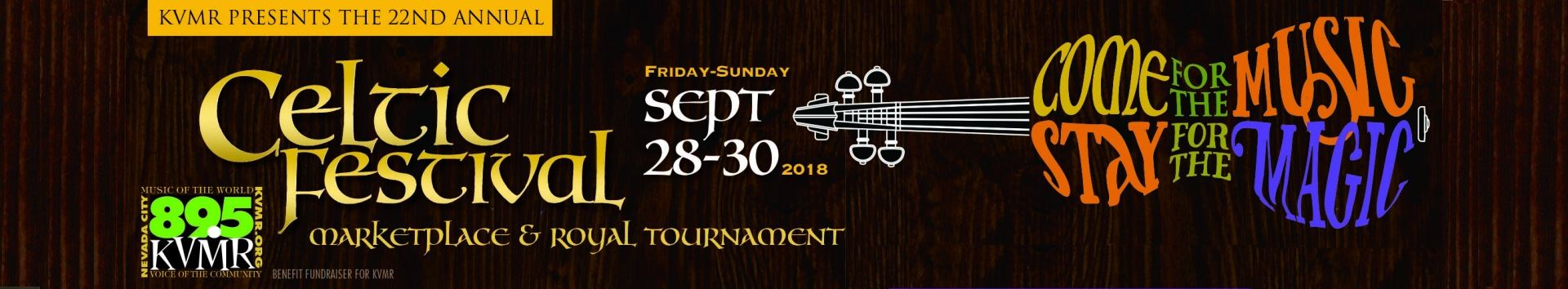 Celtic Festival Marketplace and Royal Tournament