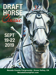 Draft Horse Classic Home NV County Fairgrounds