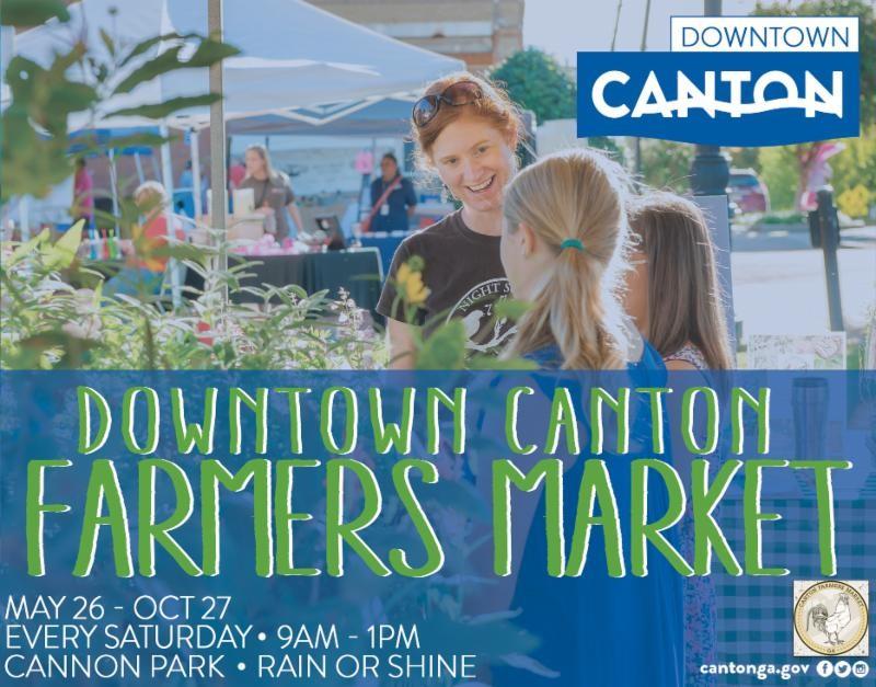 Canton Farmer's Market