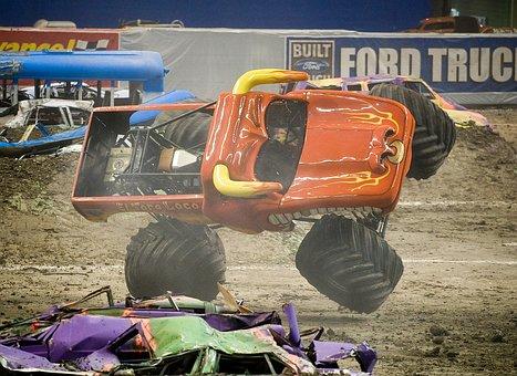 FedEx Field – Monster Truck Jam
