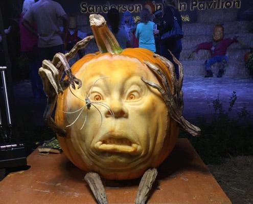 Enchanted Pumpkin Garden Harvest Market