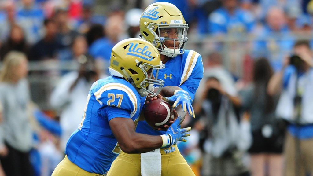 UCLA Football at the Rose Bowl