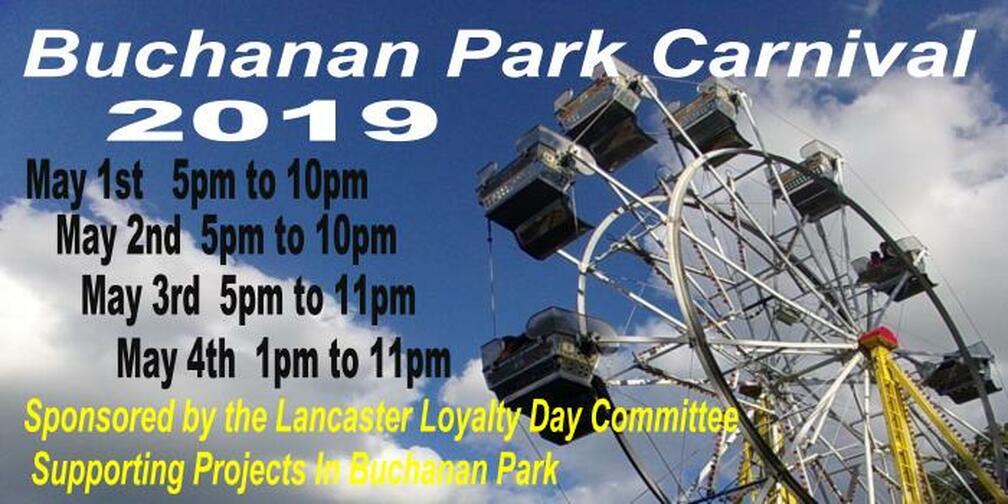Buchanan Park Carnival
