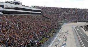 NASCAR Race Weekend at the Dover Speedway